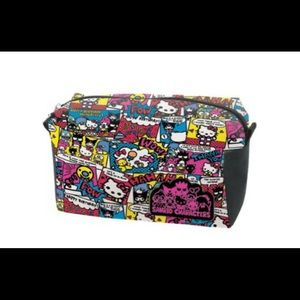 Hello Kitty Friends Comic Cosmetic Bag Makeup Bag